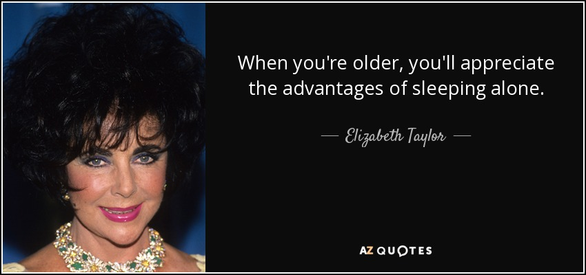 TOP 9 SLEEPING ALONE QUOTES | A-Z Quotes
