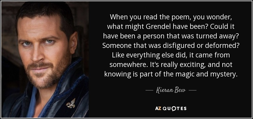 Grendel Essay Topics