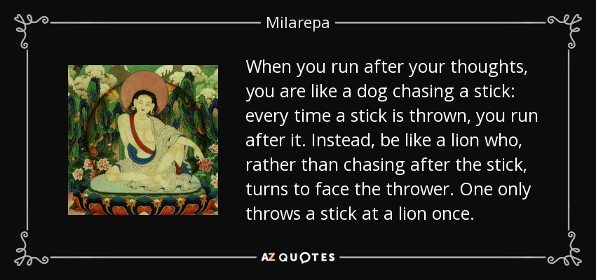 Top 25 Quotes By Milarepa A Z Quotes