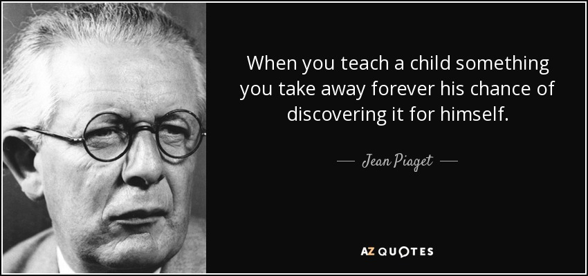 Top 25 Quotes By Jean Piaget Of 73 A Z Quotes