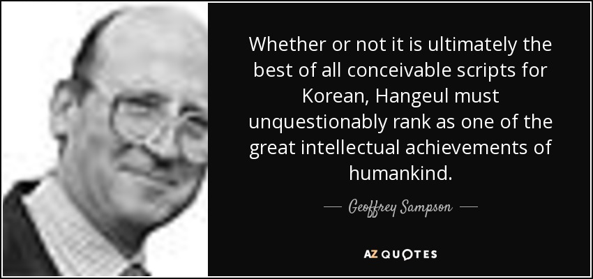 Quotes By Geoffrey Sampson A Z Quotes