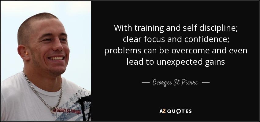 self discipline training program