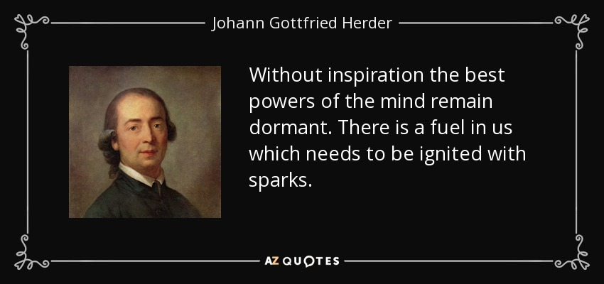 Johann Gottfried Herder quotes