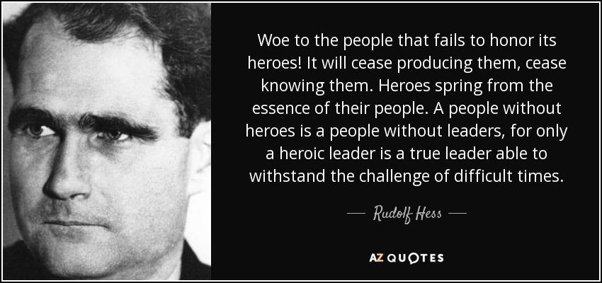 great hero quotes