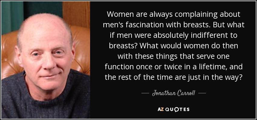 women complaining about men