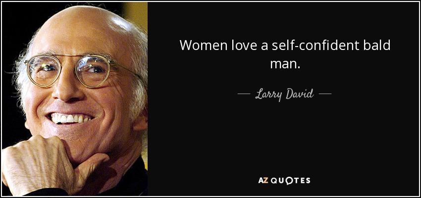 women love confident men