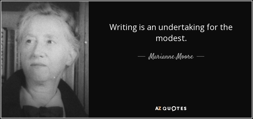 marianne moore essay View marianne moore research papers on academiaedu for free.