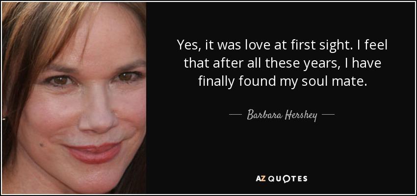 barbara hershey cora