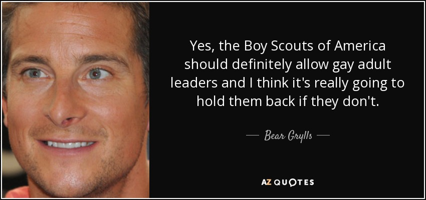 quotes authors bear grylls