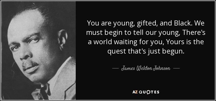 Top 25 Quotes By James Weldon Johnson Of 57 A Z Quotes