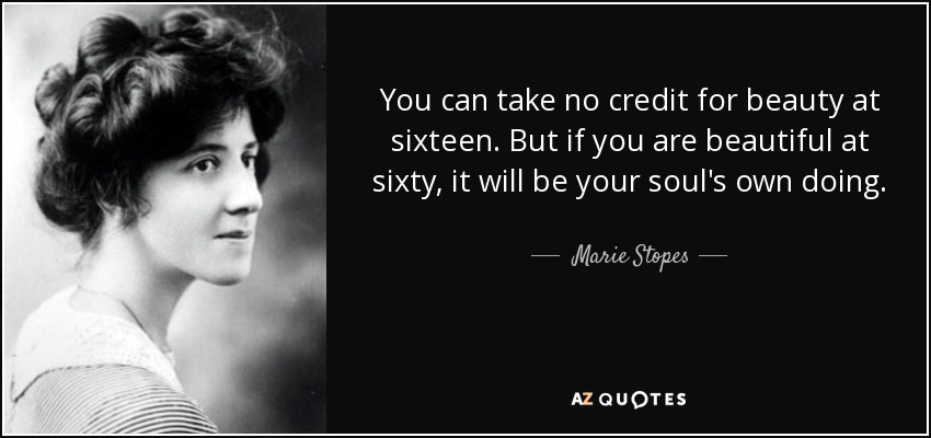 TOP 10 QUOTES BY MARIE STOPES