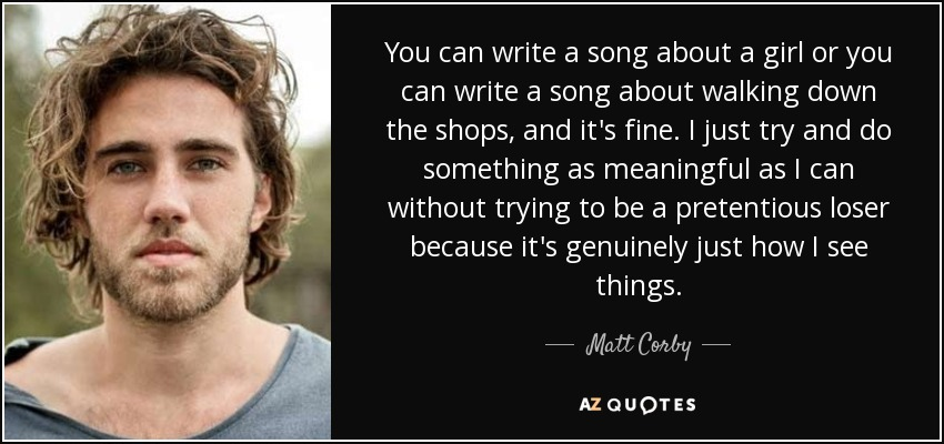 things to write a song about Learn how to write great rap lyrics writing songs that are true to yourself if you make things up or exhaggerate beyond a point of belief with no purpose then.