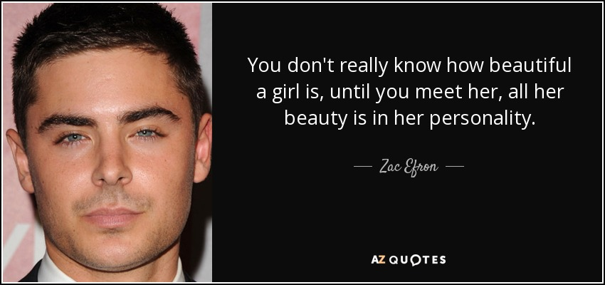 zac efron quotes about love - photo #27