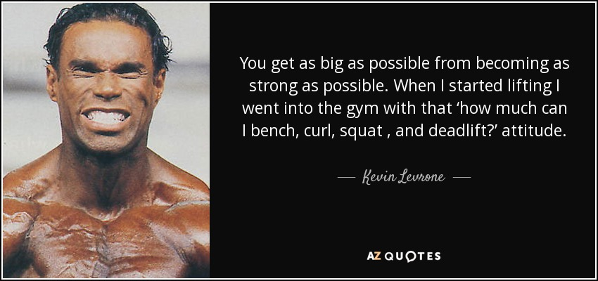 Kevin lee quotes