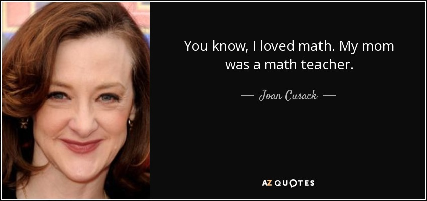 TOP 25 MATH TEACHER QUOTES   A Z Quotes