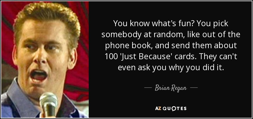 brian regan extra medium