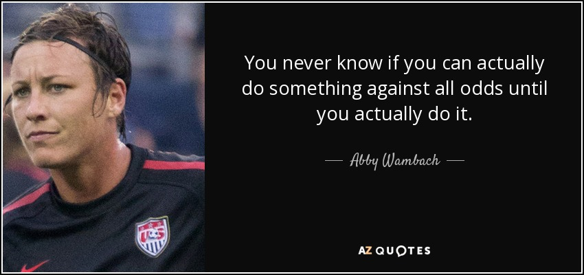 abby wambach quotes - photo #10