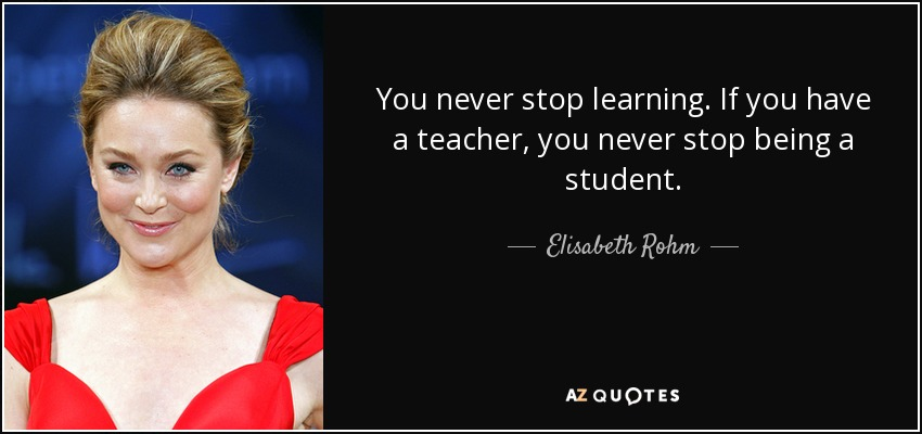 Never Stop Learning Quote Inspiration Top 25 Never Stop Learning Quotes Of 66  Az Quotes
