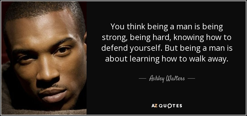 Quotes By Ashley Walters A Z Quotes