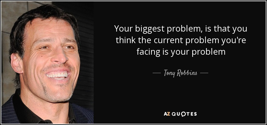 Image result for how you think about the problem