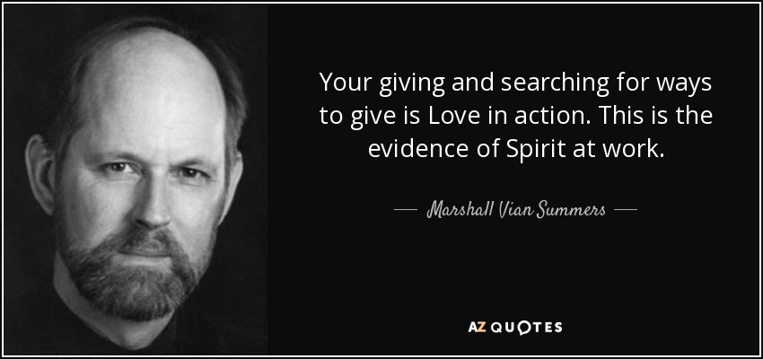 TOP 7 QUOTES BY MARSHALL VIAN SUMMERS