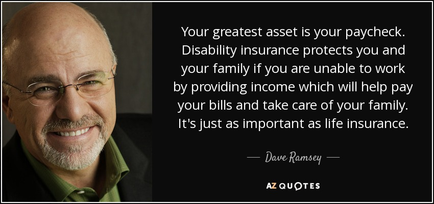 Superb Your Greatest Asset Is Your Paycheck. Disability Insurance Protects You And  Your Family If You