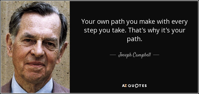 Top 25 Finding Your Path Quotes A Z Quotes