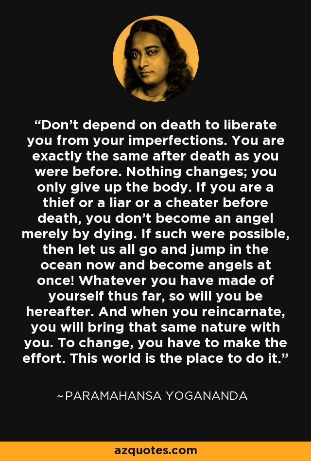 p. yogananda quotes
