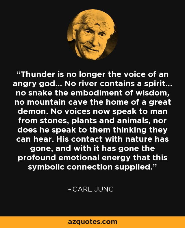 Thunder cave quotes