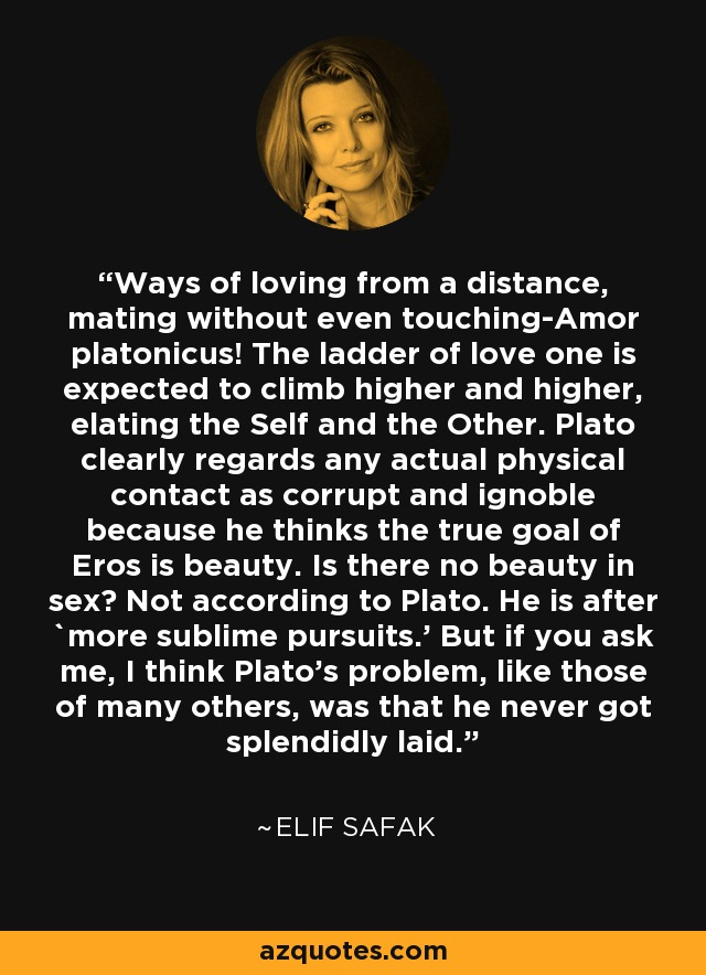 Amor platonicus