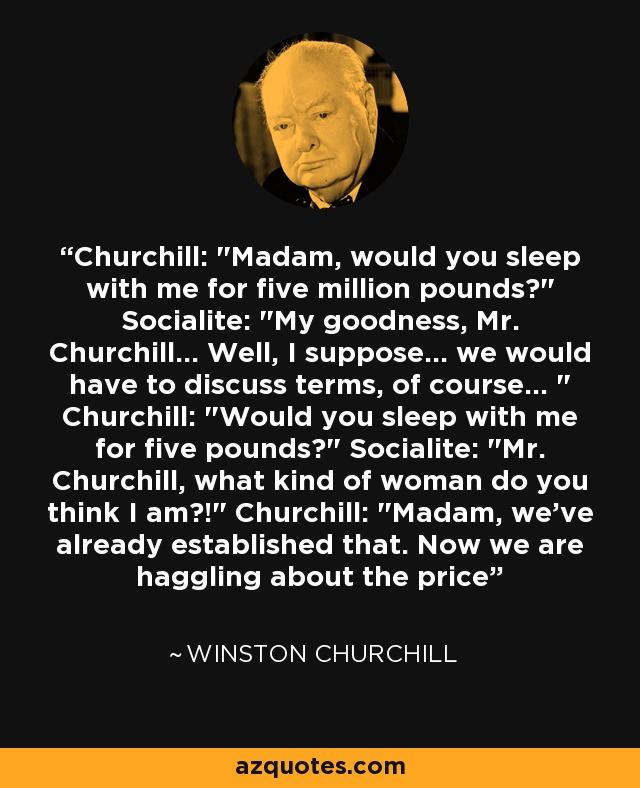 Churchill: