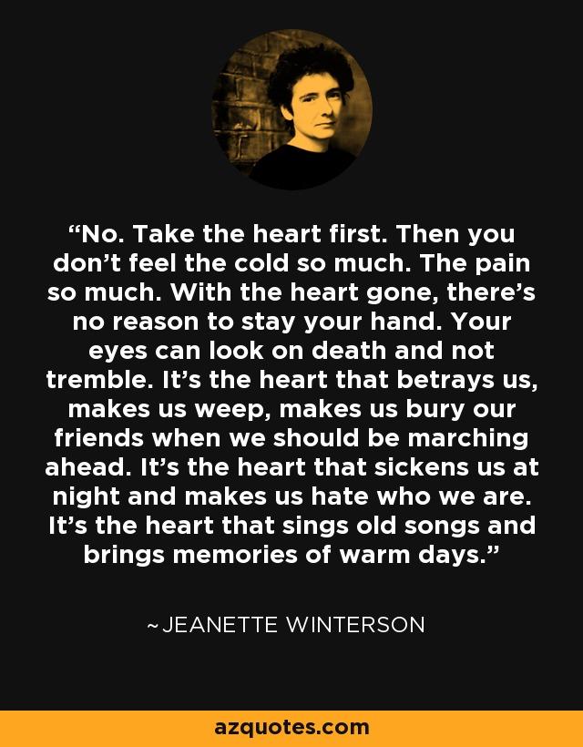 heart pain reason