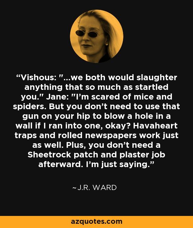 Jr ward vishous