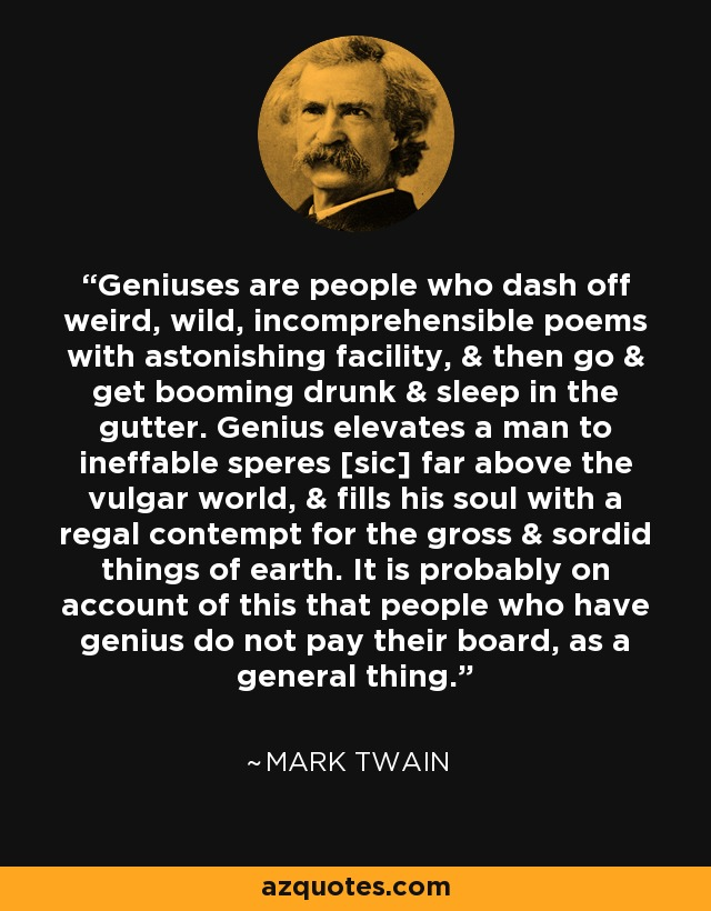 of magic lamps and genius by mark twain questions and answers
