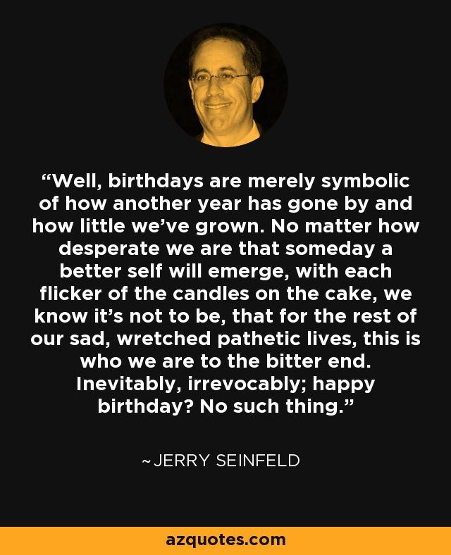Seinfeld goiter quotes