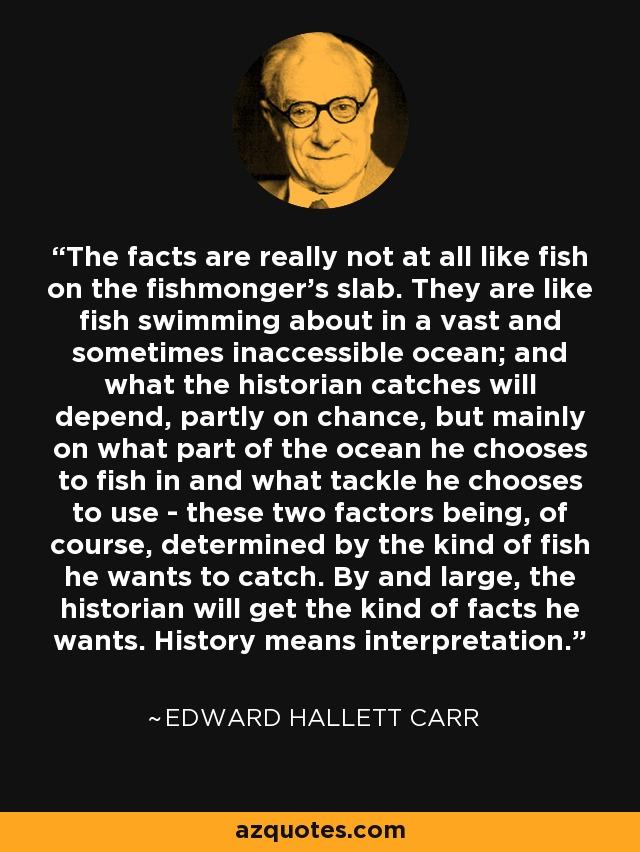 edward hallett carr Edward hallet carr (londres, 1892-cambridge, 1982) historiador y diplomático británico miembro de la carrera diplomática (1916-1940), pasó después a dedicarse al estudio y la enseñanza de la historia.