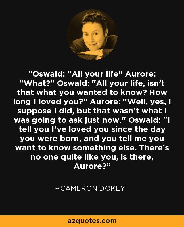Oswald: