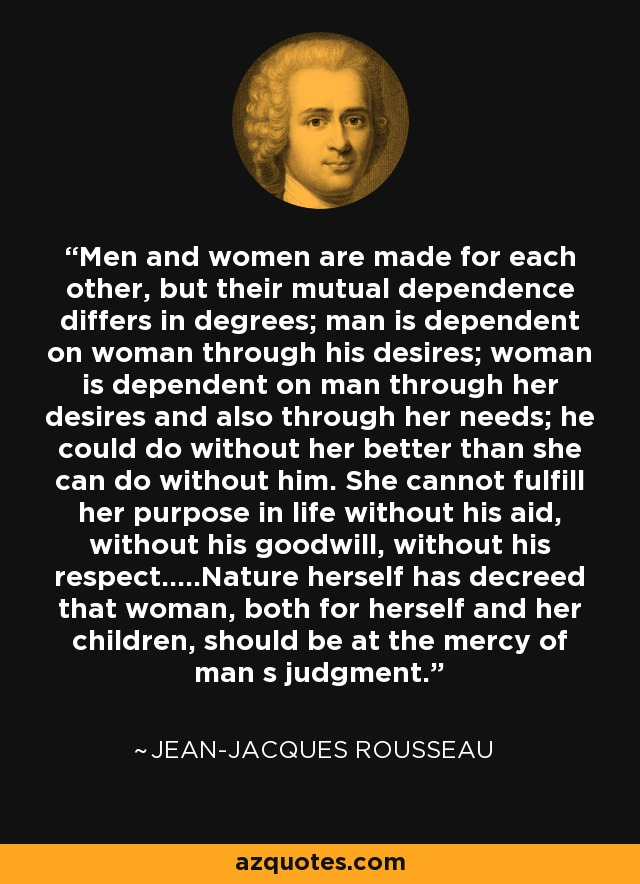 What a Man can do a Woman can do Better?