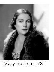 NPG x194051; Mary Borden, Lady Spears - Portrait