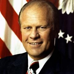 Gerald Ford Quotes Adorable Top 25 Quotesgerald Rford Of 151  Az Quotes