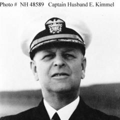 The Biography Of Husband E. Kimmel