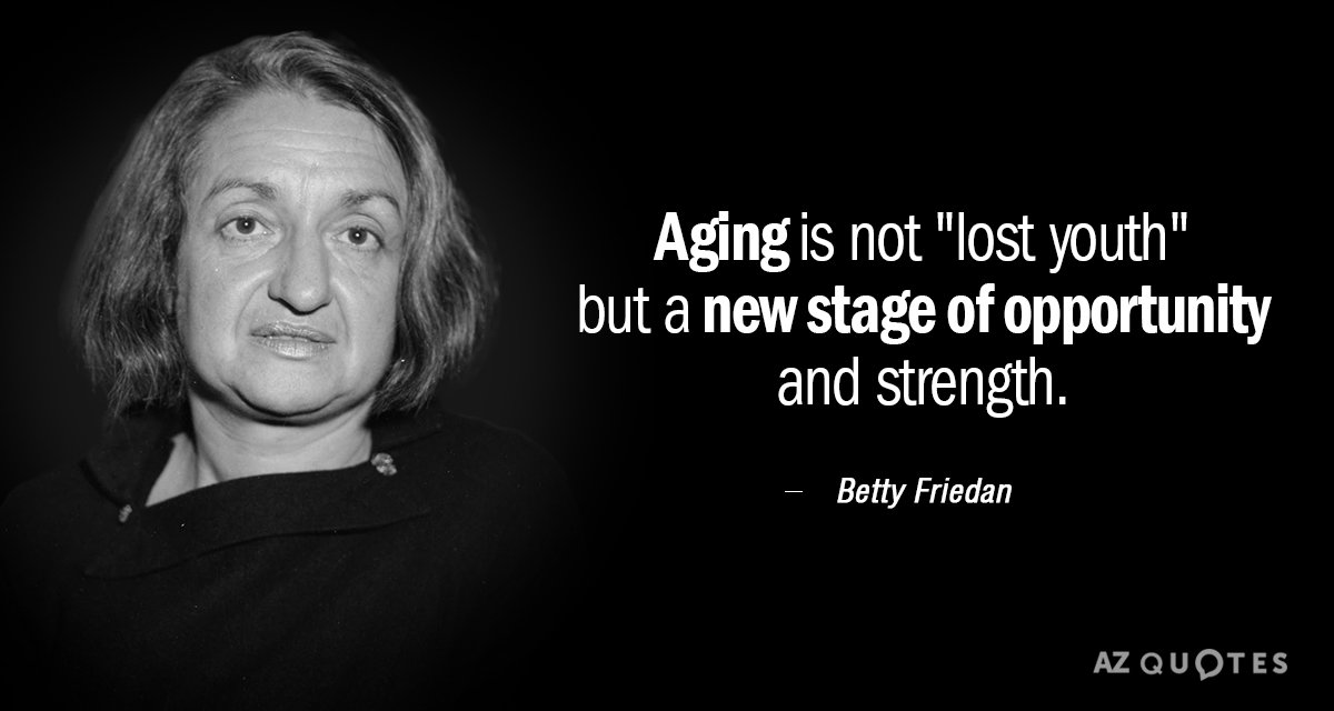 Image result for betty friedan quotes