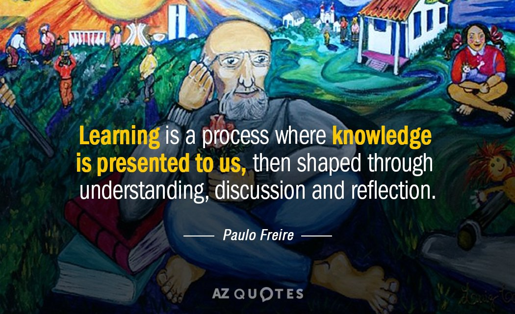 """Image result for paulo freire quotes"""""""