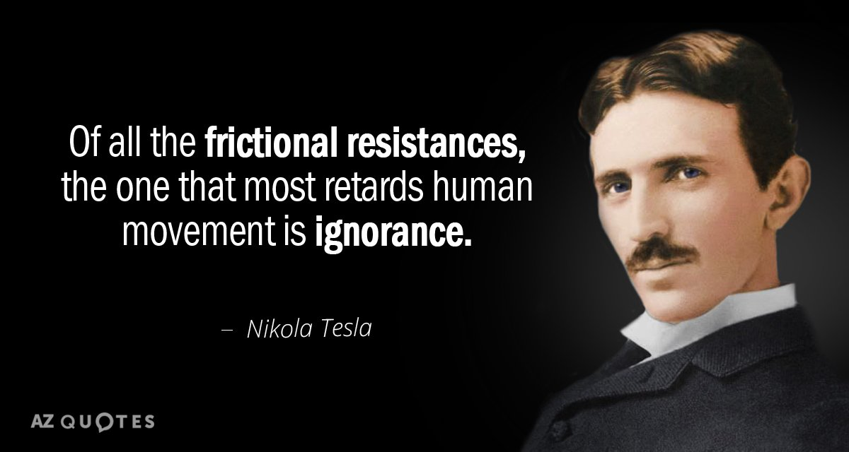 Top 25 Quotes By Nikola Tesla Of 187 A Z Quotes