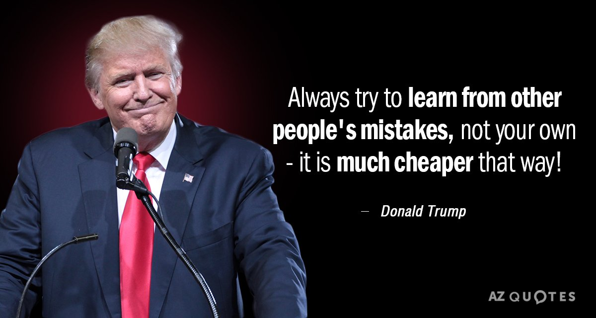 Donald Trump Quotes | Top 25 Quotes By Donald Trump Of 3354 A Z Quotes