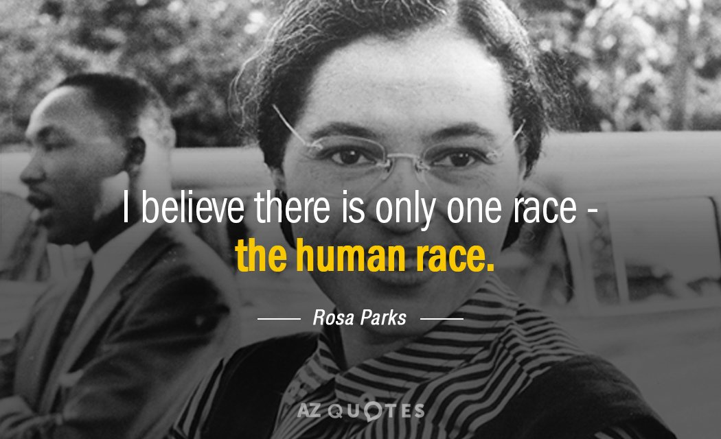 TOP 25 QUOTES BY ROSA PARKS (of 76)