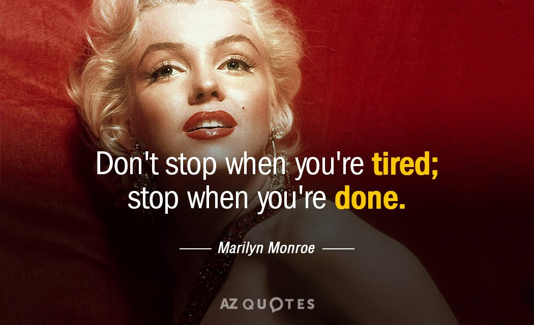 TOP 25 QUOTES BY MARILYN MONROE (of 446)