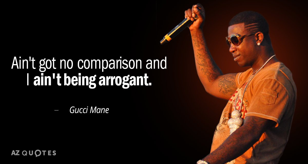 Top 25 Quotes By Gucci Mane Of 58 A Z Quotes