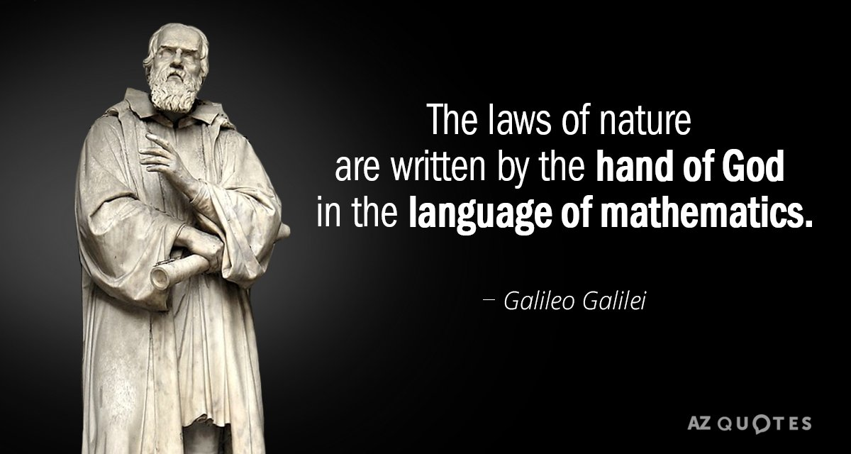 galileo galilei quote the laws of nature are written by the hand