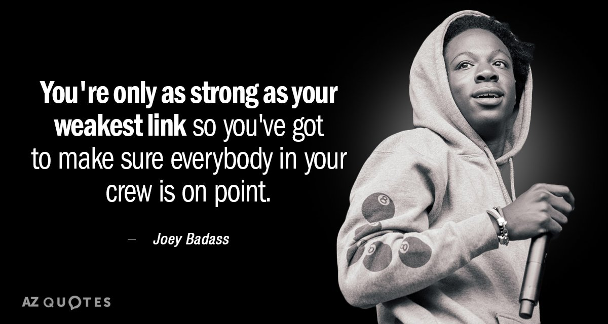 Top 21 Quotes By Joey Badass A Z Quotes